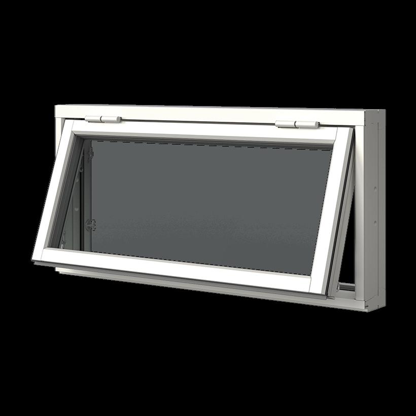 Elitfönster Retro Överkantshängt fönster