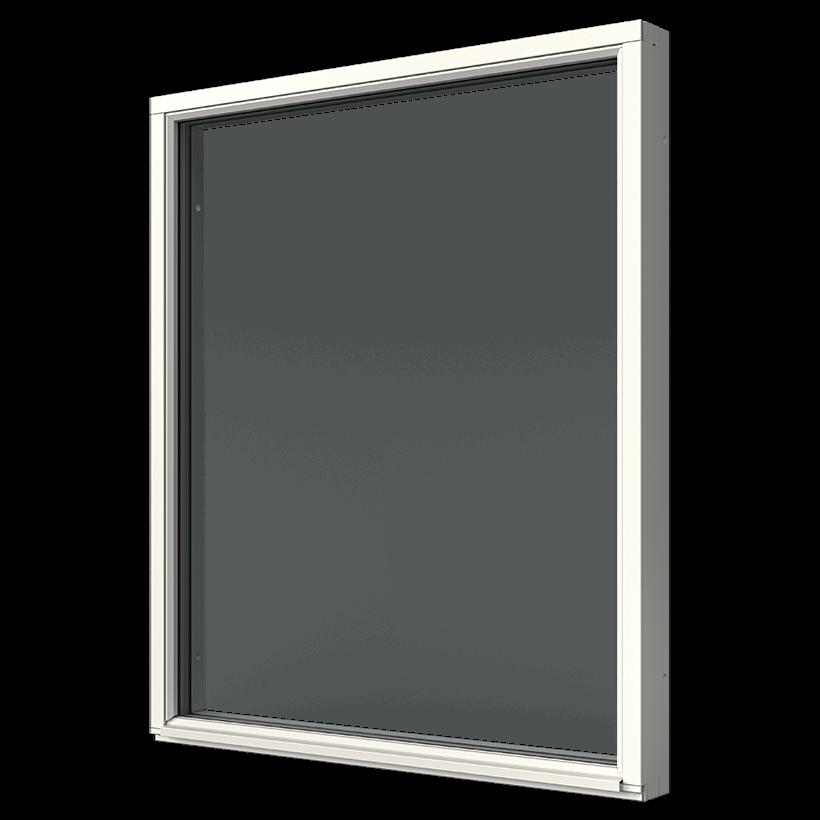 Elitfönster Original Trä Fast karm-fönster