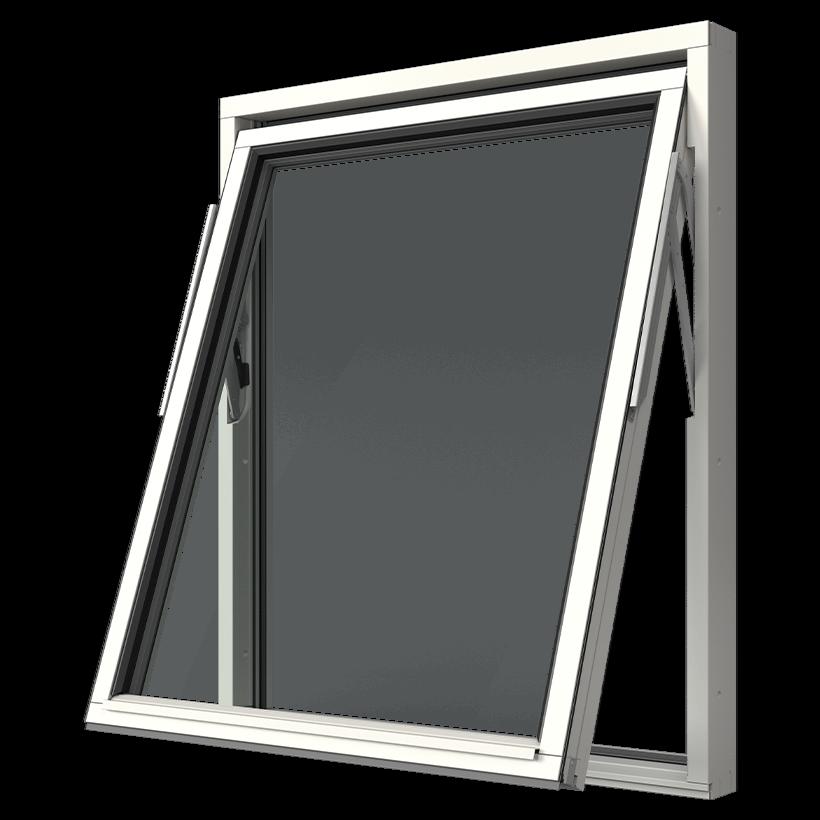 Elitfönster Original Trä Vridfönster