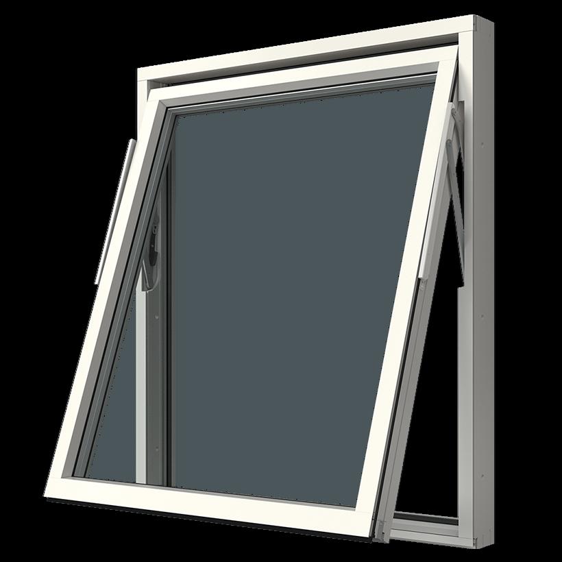 Elitfönster Original Alu Vridfönster