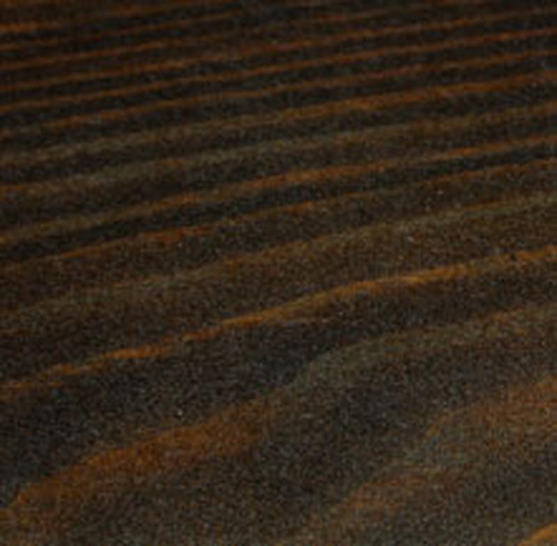 Trä - Nötbrun