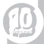 10 års garanti mot röta, kondens mellan glas samt på beslag och funktion