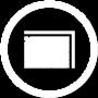 Outline - Rak profil utsida