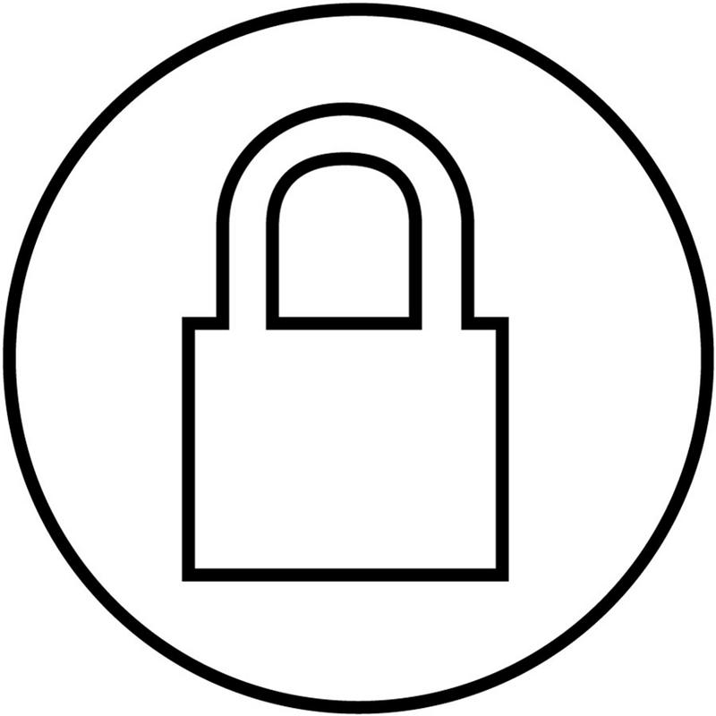 Symbol Skyddsglas
