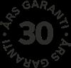 30 års garanti mot röta