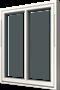 Aluminumbeklädd AFH M0-1 Utsida