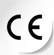 Denna konstruktion är CE-märkt
